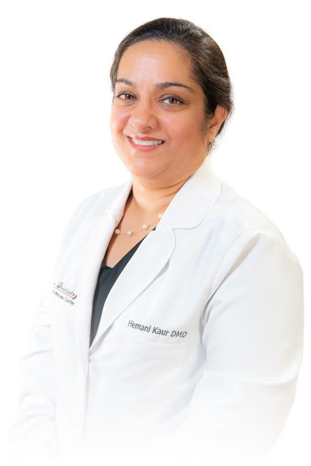 Dr. Hemani Kaur DDS